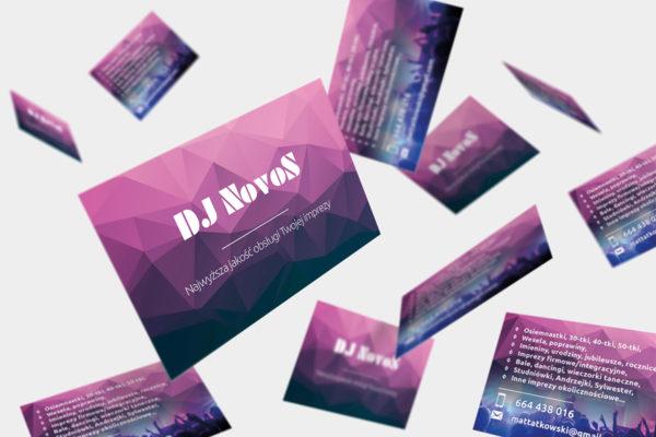 DJ, kontakt, wizytówka
