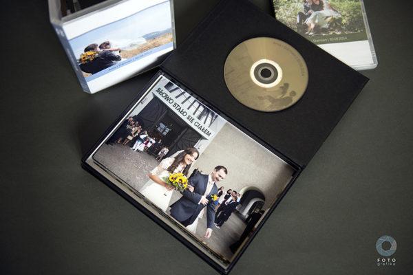 odbitki, pudełko, album, ślubny