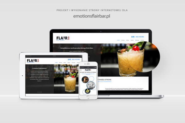 strony www