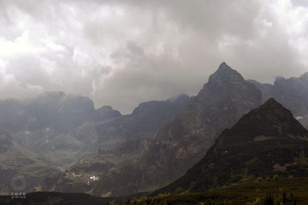 fotografia, góry, Tatry