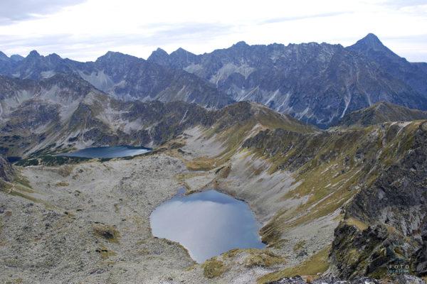 fotografia, pejzaż górski