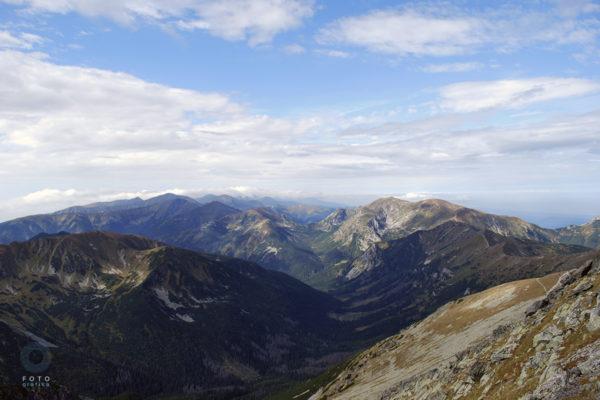 pejzaż górski, Tatry